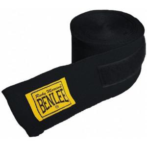 Боксерские бинты Benlee Elastic (195002/1000) Black 3 м